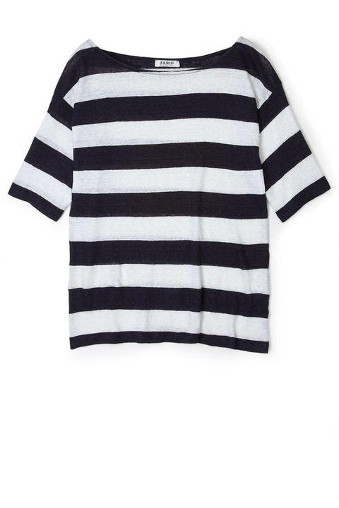farhi by nicole farhi striped top