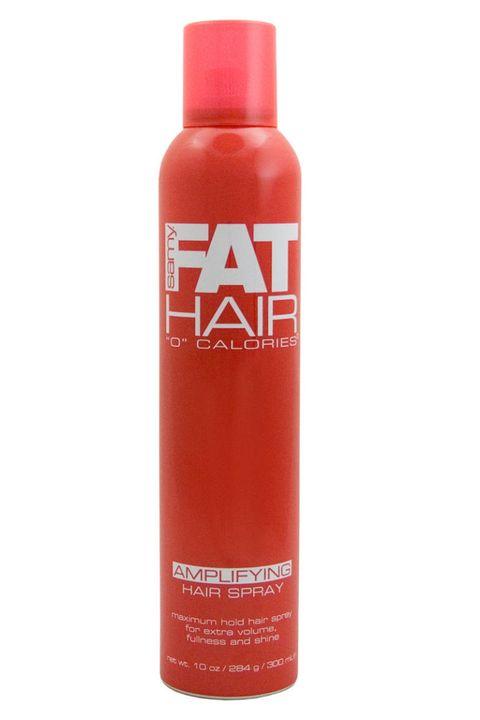 caloriefat hairspray