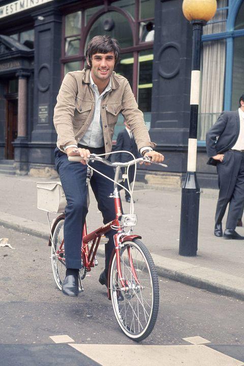 George Best, Northern Ireland (World Cups: 0)