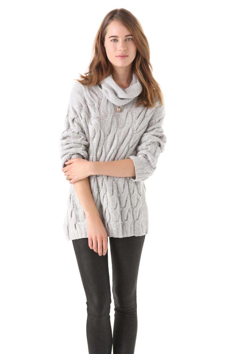 Oversized Sweaters 2012 - Fall Sweaters 2012