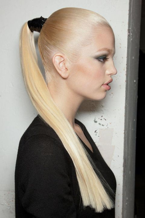 Fall 2012 Hair Trends - Fall Hairstyles 2012