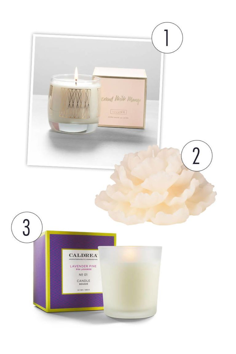 chic candles