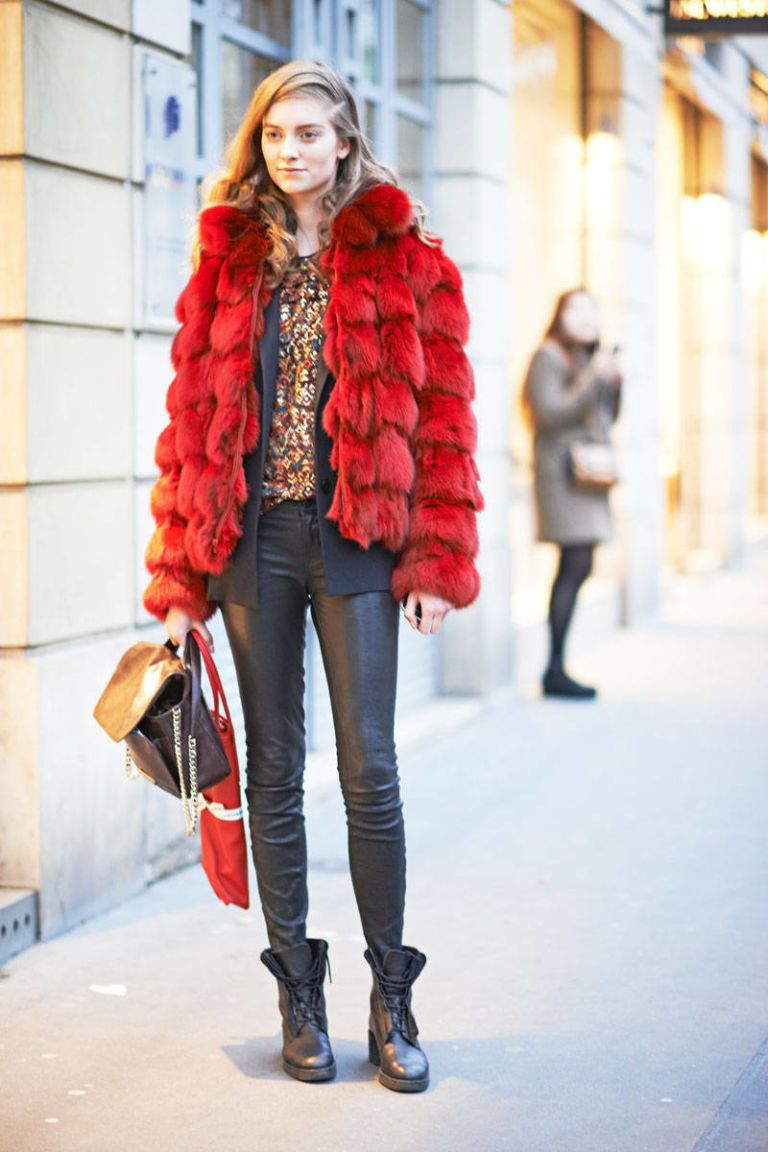 street chic paris fashion week 2013