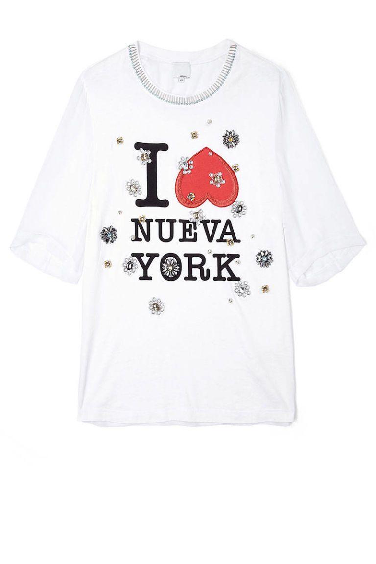 31 phillip lim white i white heart nueva york tshirt