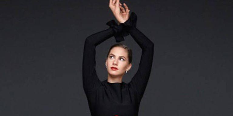 Audrey Hepburn's Granddaughter Makes Her Fashion Debut