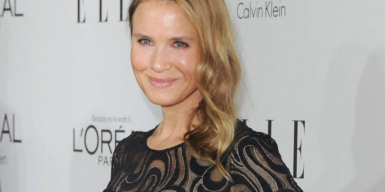 Renee Zellweger: 'I'm Glad Folks Think I Look Different'