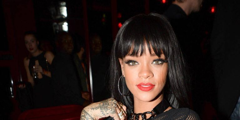 Rihanna Shows Off Her Breasts in Paris (NSFW)