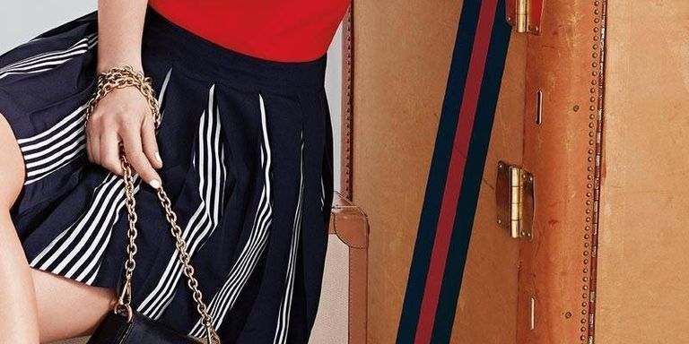 See Zooey Deschanel's 'Modical' Collection for Tommy Hilfiger
