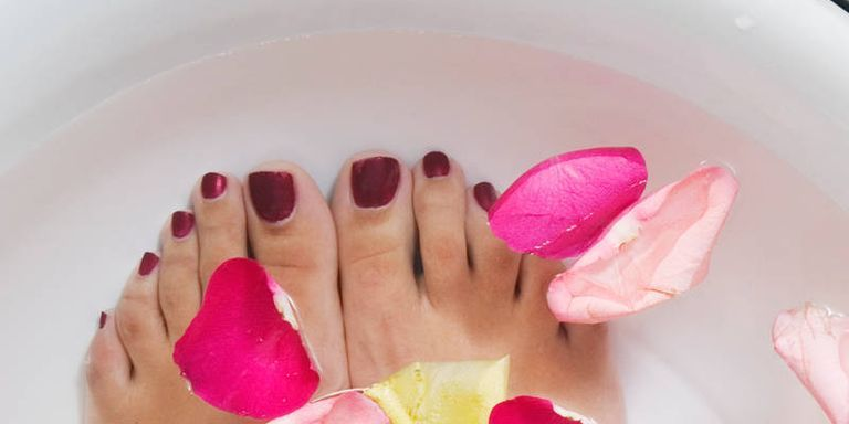 Make Sure Your Mani/Pedi is Safe - How to Not Get Infection at the Nail Salon
