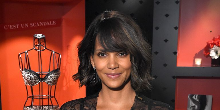 Halle Berry Brings Her Favorite Bra to America