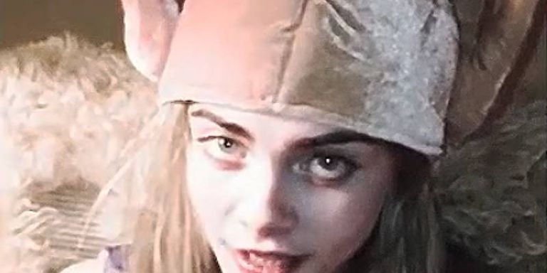 Cara Delevingne Is Weirder Than We Thought