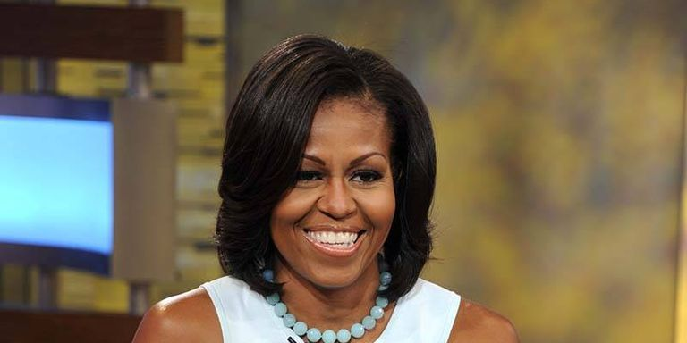 Michelle Obama Wants a Female President ASAP