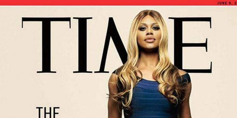 Laverne Cox Lands a Much-Deserved Cover