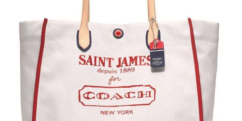 Exclusive: Preview the Coach and Saint James Collaboration