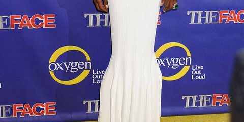 Looking Back: Naomi Campbell