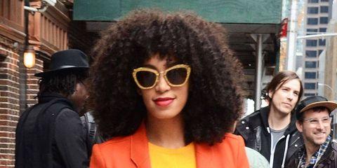 Golden Eye: Gilded Sunglasses for Winter