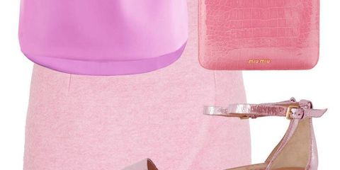 15 Ways to Look Pretty in Pink