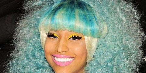 Nicki Minaj Hairstyles And Makeup Nicki Minaj Beauty Looks