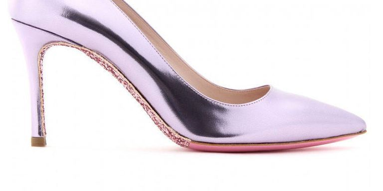 e9464c8d2e9 Statement Heels for Spring 2013 - Metallic