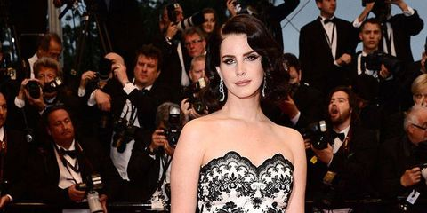 Lana Del Rey's Best Fashion Moments