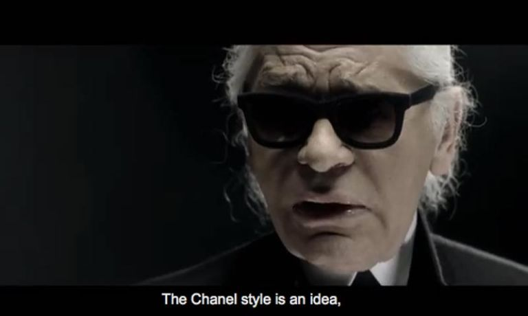Watch: What Designing for Chanel Means to Karl Lagerfeld