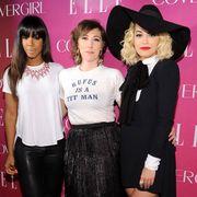 WIM Rita Ora Kelly Rowland Martha Wainright