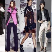 Clothing, Leg, Sleeve, Outerwear, Coat, Collar, Style, Fashion model, Fashion, Street fashion,