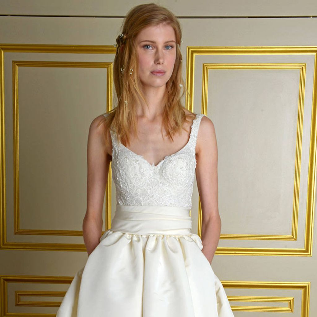 38 Wedding Dresses From The Spring 2015 Runways