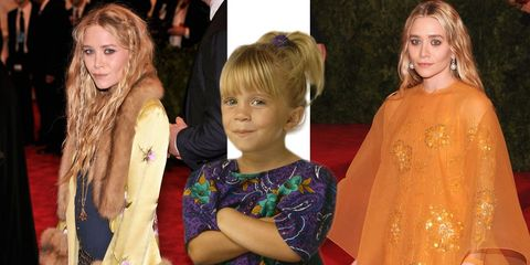 Mary Kate And Ashley As Michelle Tanner Mary Kate And Ashley Olsen