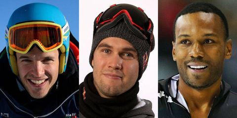 Olympic Guide: The Hot Guy to Root for in Every Sport