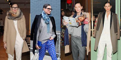 Footwear, Trousers, Textile, Street fashion, Fashion, Blazer, Suit trousers, Fashion design, Beard, Costume,