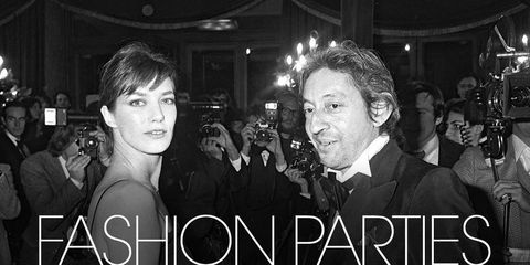 The Best Fashion Parties of the '70s