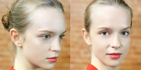 Runway How-To: Steven Alan's All-Natural Beauty Look
