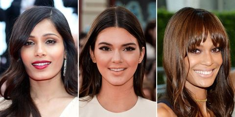 Hair, Head, Smile, Lip, Eye, Hairstyle, Chin, Eyebrow, Eyelash, Facial expression,
