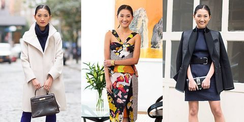Dress Like the Boss: Shirley Chen's Business-With-an-Edge Basics
