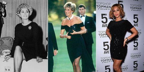 The Evolution of the Little Black Dress - Little Black Dress ...