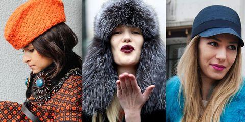 Street Chic: Winter Hats