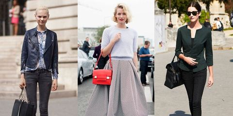 7 Editor Styling Tricks Guaranteed to Make You Look Thinner