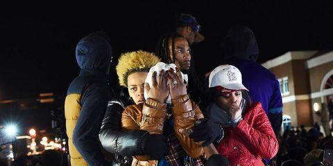 In Photos: America Responds After Ferguson Decision