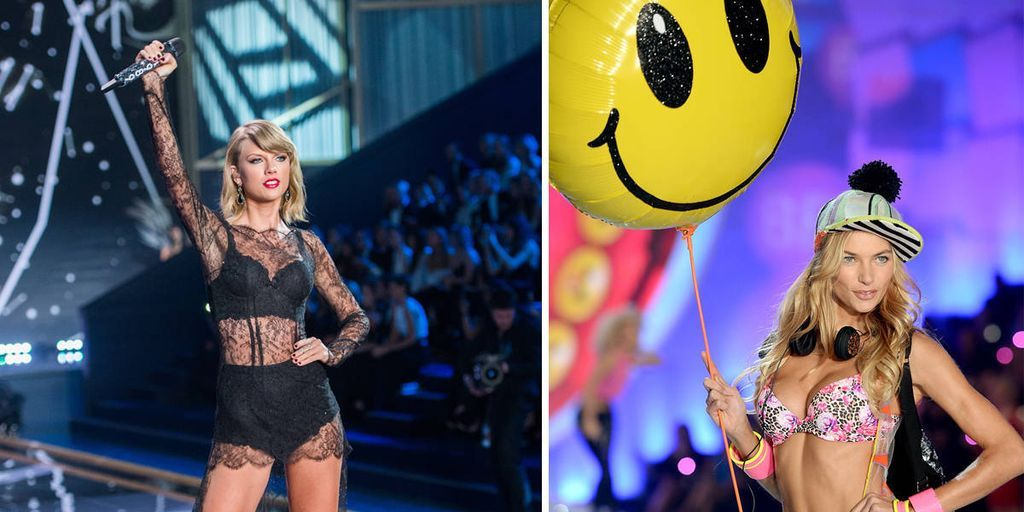Did Taylor Swift Get a Victoria's Secret Angel Banned From Walking the Show?