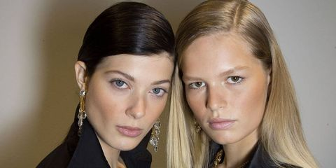 Hair and Beauty Inspiration From New York Fashion Week