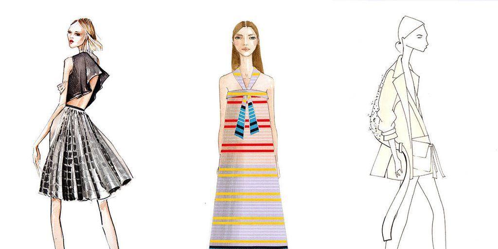 Designer Fashion Week Inspiration Spring 2015