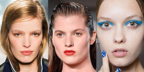 Lip, Skin, Chin, Eyebrow, Eyelash, Style, Iris, Organ, Beauty, Eye shadow,