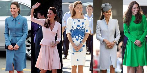 ff8a7f42d42c Kate Middleton's Best Looks Down Under - Duchess of Cambridge Style ...