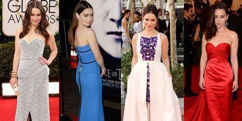 Red carpet, Dress, Clothing, Fashion model, Carpet, Gown, Red, Fashion, Flooring, Formal wear,
