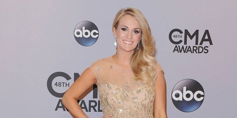 All the Best Red Carpet Looks From the 2014 Country Music Awards