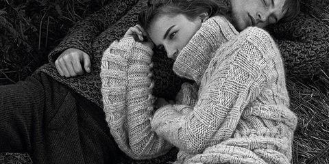 Comfort, Interaction, Knitting, Wool, Woolen, Sleep, Love, Sweater, Nap, Romance,