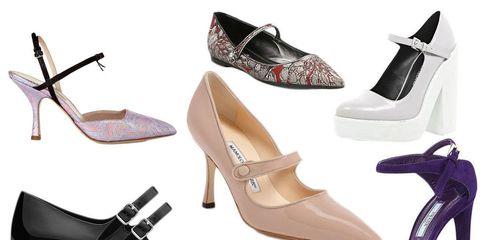 Sweet Mary Jane: 6 Styles, 6 Ways