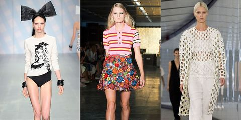 13 Off-the-Wall Trends You Missed at London Fashion Week