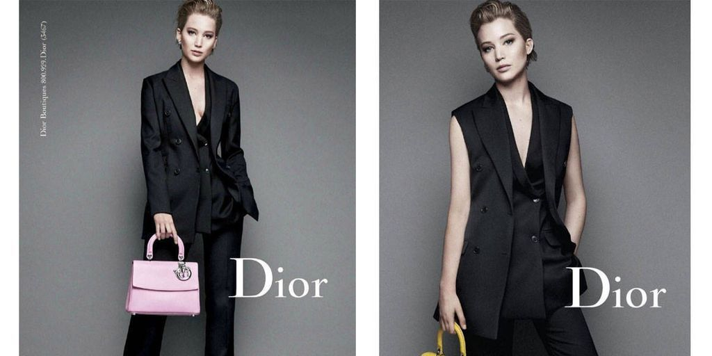 Jennifer Lawrence Looks Stunning in Latest Dior Campaign